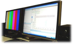 bd dvdオーサリング設備